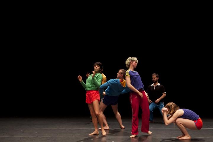 LES ANIMAUX une écologie du danseur à l'Arsenic de Lausanne