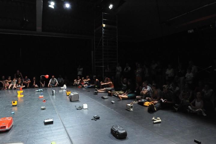 La performance de PILZE à Bilbao