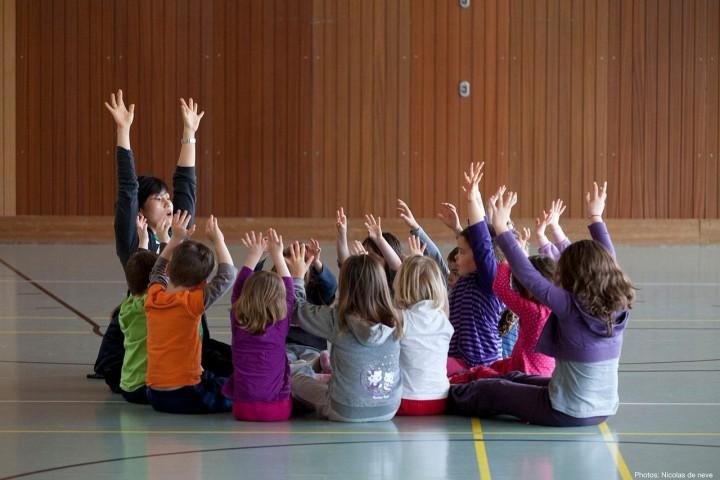 Ateliers de médiation scolaire Lausanne
